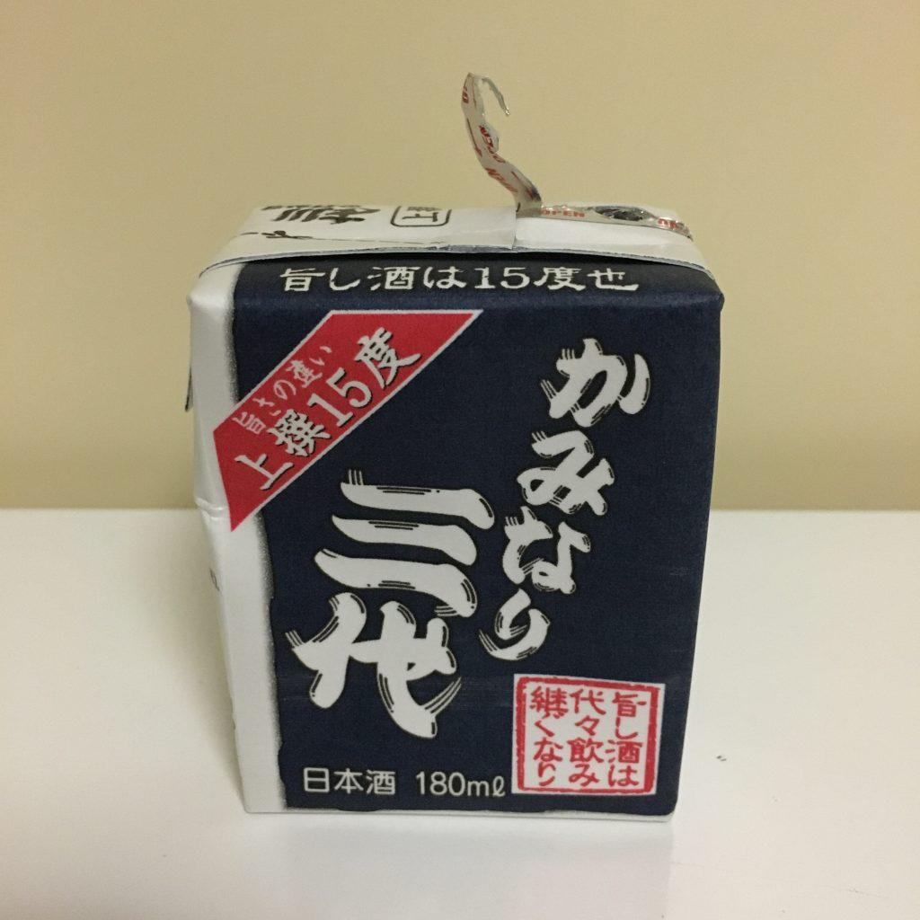 【龍が如く日本酒】味は?全種類飲み比べてみた感想